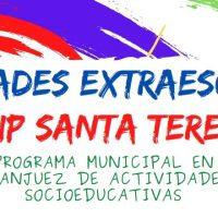 Propuesta de actividades extraescolares del Ayuntamiento para CEIP Santa Teresa